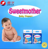 De nouvelles couches pour bébés jetables respirante avec Super Absorption