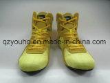 Mens-hohe Spitzengymnastik-Schuh-Gewicht-Anhebenaufladungs-bodybuildende Schuhe