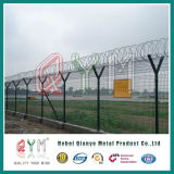 Barriera di sicurezza dell'aeroporto della rete fissa della maglia della prigione della rete fissa di obbligazione 358