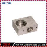 CNC Delen die de Delen van de Precisie van het Metaal van de Douane van de Precisie van het Lassen machinaal bewerken