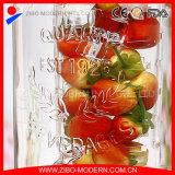Распределитель напитка опарника сока стеклянного опарника напитка стеклянный