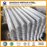 Q345 Go standard en acier doux de 6 m de longueur de barre à angles égaux