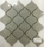 壁または外側の装飾のための不規則な芸術の大理石の石の大理石のタイル