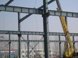 Viga de acero material del almacén de la estructura de acero