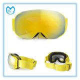 Gold, das auswechselbare PC Objektiv-Sicherheits-Schutzbrillen für Winter-Sport beschichtet