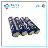 AA R6 1.5Vの乾燥したセル電池(um3)の中国の製造業者