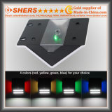 Lumière solaire de détecteur de 16 mouvements de DEL avec le contre-jour de 2 DEL (SH-2641)