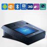 T508 10inch todo em uma posição do écran sensível com impressora/WiFi/3G/NFC/Camera/Bt/Magcard e leitor do CI-Cartão