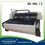 De goedkope CNC Scherpe Machine van het Plasma met het Controlemechanisme van de Druk van de Boog