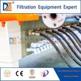 Câmara da Série 870 Prensa-filtro com Second-Time apertando para águas residuais Municiple