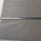 8 acoplamientos, 0.5 milímetros de alambre, armadura llana, SS304, 304L, 316, acoplamiento de alambre 316L