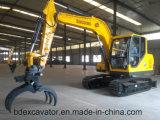 販売のための新しいローディングの木またはサトウキビ機械そしてクローラー掘削機機械
