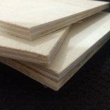 Bois de construction de contre-plaqué de faisceau de peuplier pour l'usage d'emballage de palette (27X1220X2440mm)