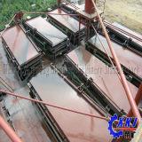 Ce 6-S che agita la Tabella dell'agitatore della Tabella per elaborare di estrazione mineraria
