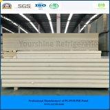 Panneaux d'isolation en polyuréthane Assemblés dans la chambre froide