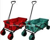 Faltender Einkaufswagen für Sale