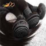 100% virgen birmano cabello humano directamente el pelo de color natural