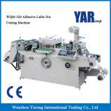 Máquina cortando da etiqueta adesiva da série de Wqm da alta qualidade com Ce