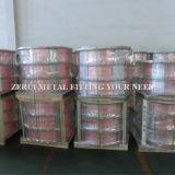 Abkühlung-waagerecht ausgerichtetes Wundkupfer-Rohr für zentrale Klimaanlage