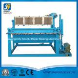 Автоматическая производственная линия подноса яичка бумажной пульпы/малая машина делая поднос яичка