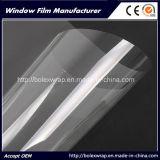 Pellicola trasparente della finestra di vendita 2mil della fabbrica, pellicola protettiva di protezione e sicurezza, pellicola protetta contro le esplosioni