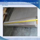 Tissu moulé en tôle plate Ss304