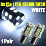12V S25 Ba15s 1156 5050 18SMD 5050 LED Car Light Signal de secours Tail Turn Light