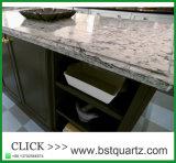 Vorfabrizierter Quarz-SteinCountertop haltbarer als Granit