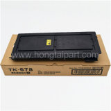 Toner-Kassette für Kyocera Tk-678 Km2540 3040 2560 3060 3001