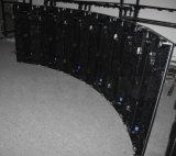Reshine 실내 구부려진 P3.91 임대료 LED 의 발광 다이오드 표시 스크린