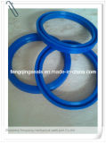 Piston Seal Ring Borracha Hidráulica PU Un Seal