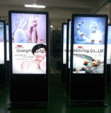65 pulgadas - visualización del LCD del alto brillo
