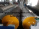 Heiße Schmelzklebefilm-Beschichtung-lamellierende Maschinen-aufbereitende Plastikzeile