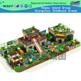 Equipamentos de playground coberto Naughty Castle Factory playground coberto (H14-0925)