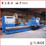 Lathe CNC Китая профессиональный горизонтальный для подвергать железнодорожные колеса механической обработке (CG61200)