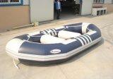 Liya 2.2-2.8m mini barco inflable plegable de la pesca (FB260)