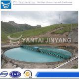 Addensatore efficiente per il concentrato dei residui/asciugamento dei residui