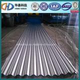 Fiori normali dello zinco del tetto di Zinc40g 55%Al Gl/di acciaio del briciolo ondulato della lamiera