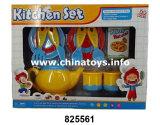 Conjunto educativo de la cocina de los juguetes de la fábrica del juguete, cocinando el juguete del té (825558)
