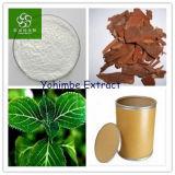 Extrato de Yohimbe, cloridrato de ioimbina