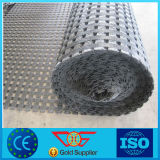 Tejer la urdimbre High-Strength 80-30kn/M de geomalla biaxial de poliéster