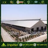 Estructura de acero de pre-ingeniería