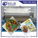 新しい普及したアクアリウムの薄片の魚の供給機械