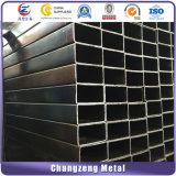 Tubo laminato a caldo del quadrato dell'acciaio dolce di spessore della parete (CZ-SP001)
