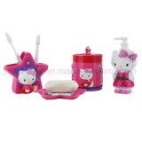Comercio al por mayor productos de baño para niños lavar Ware Juego accesorios