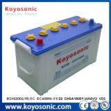 Der Batterie-100ah 12V Automobilbatterie 100ah der Autobatterie-100ah 12V