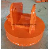 Круговой тип стальной лом подъем магнит для экскаваторов
