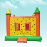 子供のためのよいデザイン美しく膨脹可能な警備員の城の跳躍の警備員