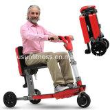 좋은 가격 Foldable 3개의 바퀴 성인을%s 전기 기동성 스쿠터 기관자전차