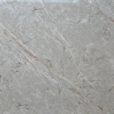 De Franse Lichtgrijze Travertijn Opgepoetste Marmeren Tegel van het Porselein Biltmore